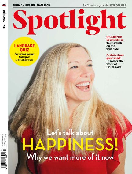 Spotlight - Einfach besser Englisch March 18, 2020 00:00