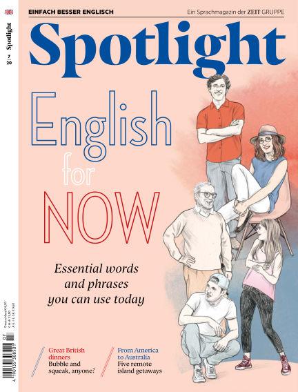 Spotlight - Einfach besser Englisch May 27, 2020 00:00