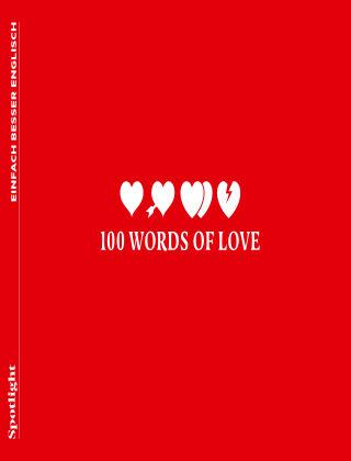 """""""100 Wörter Liebe"""" in 5 Sprachen 2017-01-25"""