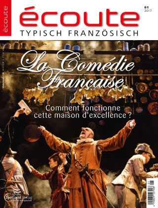 Écoute - Einfach besser Französisch 01/2017