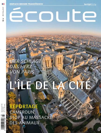Écoute - Einfach besser Französisch February 21, 2017 00:00