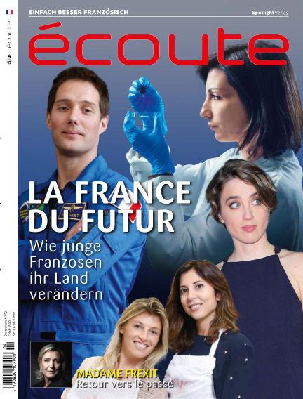 Écoute - Einfach besser Französisch March 28, 2017 00:00
