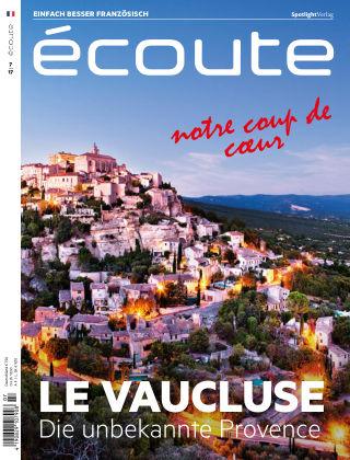 Écoute - Einfach besser Französisch 07/2017