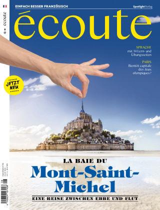 Écoute - Einfach besser Französisch 08/2017