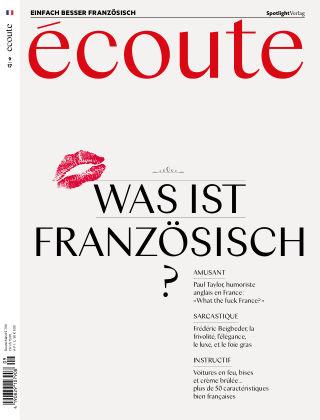 Écoute - Einfach besser Französisch 09/2017
