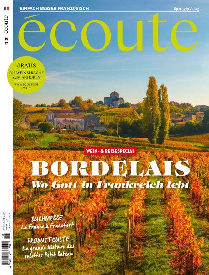 Écoute - Einfach besser Französisch September 27, 2017 00:00