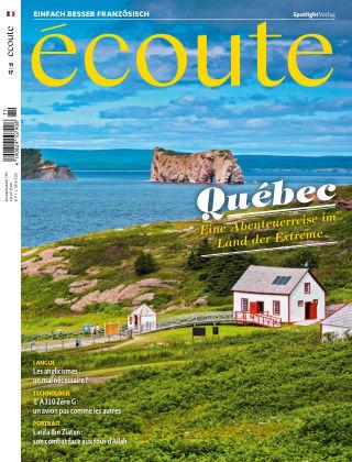 Écoute - Einfach besser Französisch 11/2017