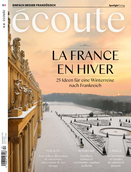 Écoute - Einfach besser Französisch November 28, 2017 00:00