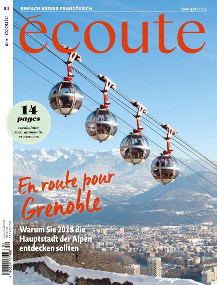 Écoute - Einfach besser Französisch January 30, 2018 00:00