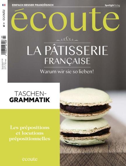 Écoute - Einfach besser Französisch February 27, 2018 00:00