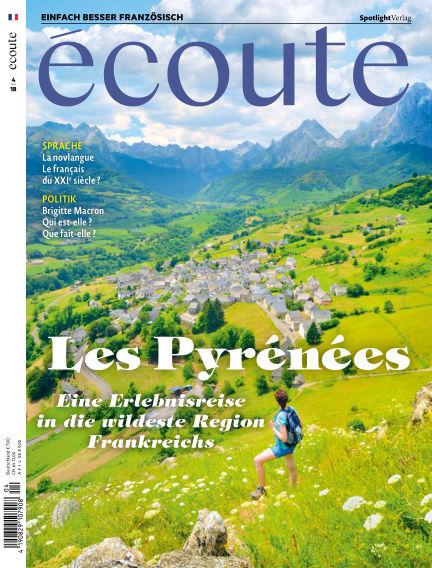 Écoute - Einfach besser Französisch March 27, 2018 00:00