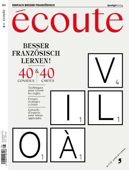 Écoute - Einfach besser Französisch April 24, 2018 00:00