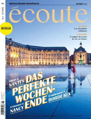 Écoute - Einfach besser Französisch 06/2018