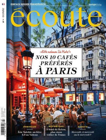 Écoute - Einfach besser Französisch June 26, 2018 00:00