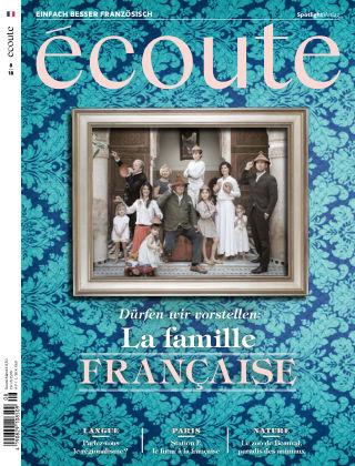 Écoute - Einfach besser Französisch 08/2018