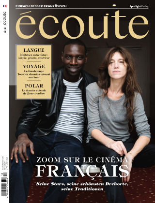 Écoute - Einfach besser Französisch 13/2018