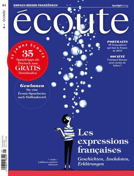 Écoute - Einfach besser Französisch December 18, 2018 00:00