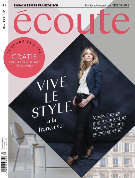 Écoute - Einfach besser Französisch February 19, 2019 00:00