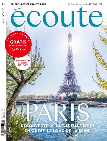 Écoute - Einfach besser Französisch March 19, 2019 00:00