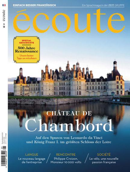 Écoute - Einfach besser Französisch April 09, 2019 00:00
