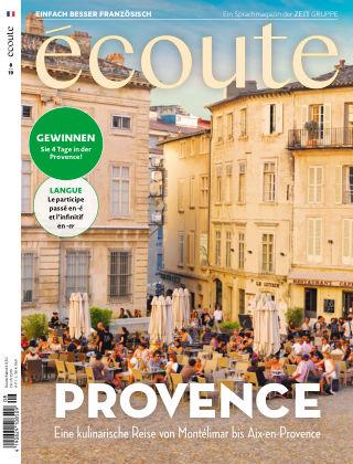 Écoute - Einfach besser Französisch 08/2019
