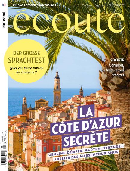 Écoute - Einfach besser Französisch August 07, 2019 00:00