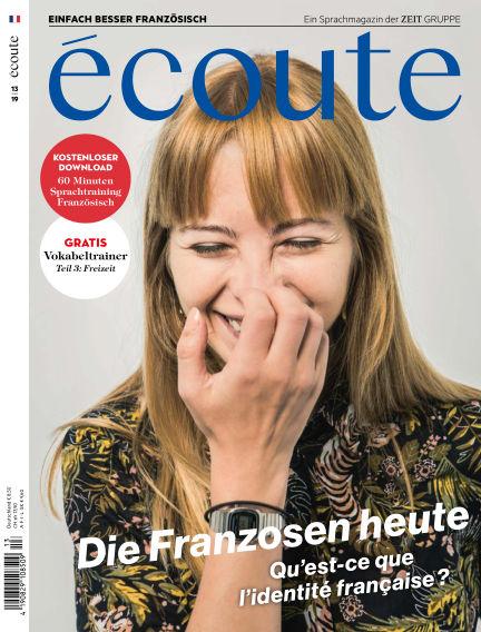Écoute - Einfach besser Französisch October 30, 2019 00:00