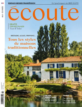 Écoute - Einfach besser Französisch 14/2019