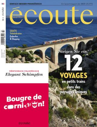 Écoute - Einfach besser Französisch 03/2020