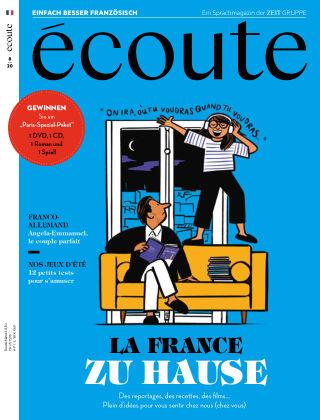 Écoute - Einfach besser Französisch 08/2020