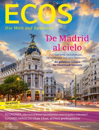 ECOS - Einfach besser Spanisch 01/2017