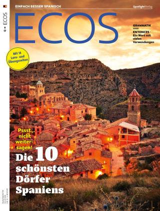 ECOS - Einfach besser Spanisch 08/2017