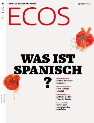ECOS - Einfach besser Spanisch 09/2017