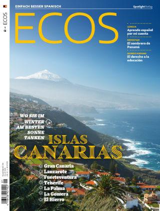ECOS - Einfach besser Spanisch 01/2018