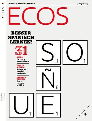 ECOS - Einfach besser Spanisch 05/2018
