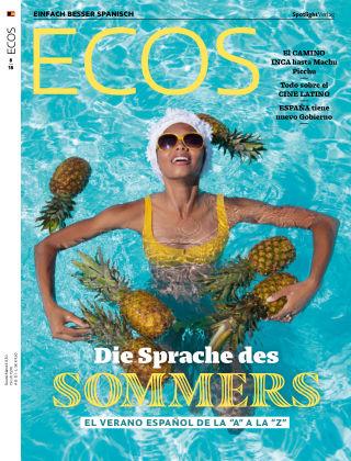 ECOS - Einfach besser Spanisch 08/2018