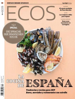 ECOS - Einfach besser Spanisch 12/2018