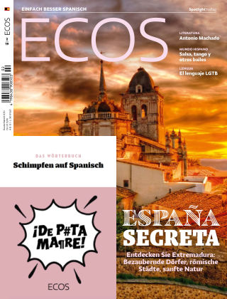 ECOS - Einfach besser Spanisch 02/2019