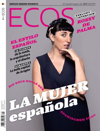 ECOS - Einfach besser Spanisch 03/2019