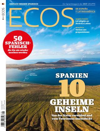 ECOS - Einfach besser Spanisch 05/2019