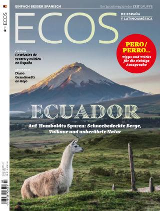 ECOS - Einfach besser Spanisch 07/2019