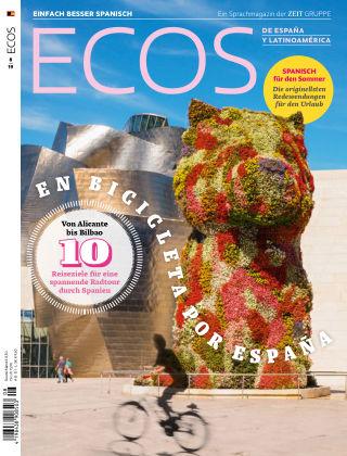 ECOS - Einfach besser Spanisch 08/2019