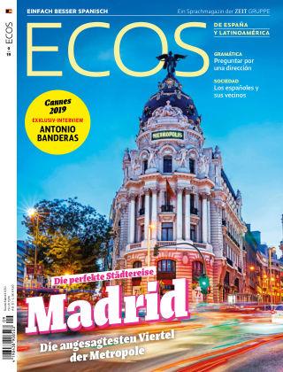 ECOS - Einfach besser Spanisch 09/2019