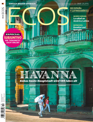 ECOS - Einfach besser Spanisch 10/2019