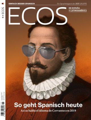 ECOS - Einfach besser Spanisch 11/2019