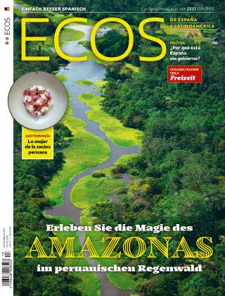 ECOS - Einfach besser Spanisch 13/2019