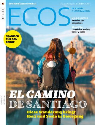 ECOS - Einfach besser Spanisch 08/2020