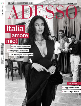 ADESSO - Einfach besser Italienisch 02/2017