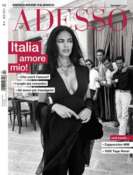 ADESSO - Einfach besser Italienisch January 24, 2017 00:00