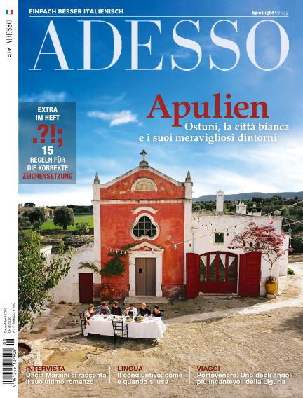 ADESSO - Einfach besser Italienisch April 25, 2017 00:00